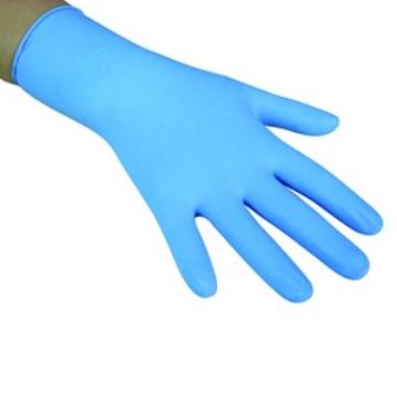 Imagen de Guante Ambi No Esteril Para Exploracion Gd Azul Caja Con 100 Pi