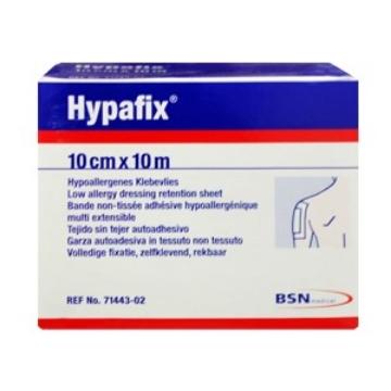 Imagen de Aposito Bsn Hypafix Transparente 10X10Cms
