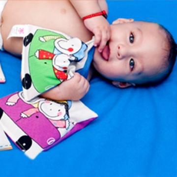 Imagen de Cojin De Semillas Aldonza Para Terapia De Calor Seco Infantil