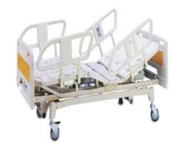 Imagen de Cama Electrica Hospitalaria Joson Care 3 Posiciones Rango De Altura 45-75 Cm