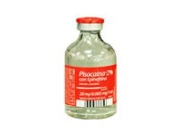 Imagen de Pisacaina 2% C/Epinefrina 50Ml