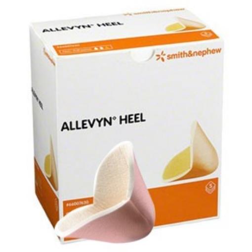 Aposito Hidroceluar Para Talon Allevyn Heel 10.5 X 13.5