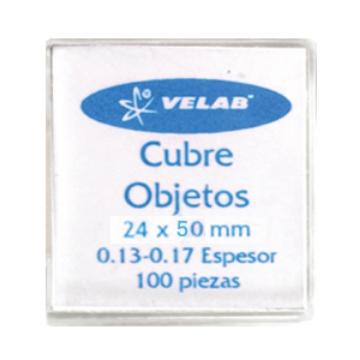 Imagen de Cubre Objetos 24X50 Mm C/100 Pzas