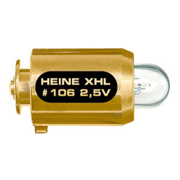 Imagen de Foco Heine Oftalmoscopio Mini 3000 Halogena 2.5 V