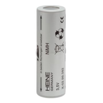 Imagen de Batería Recargable Heine Nimh 3.5V Para Mangos Beta