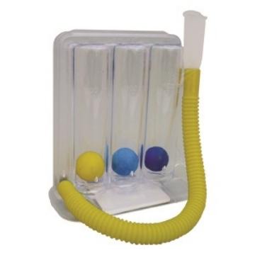 Imagen de Inspirometro Respliflo Proclinic De 3 Camaras.