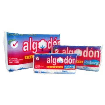 Imagen de Algodon Plisado Absorbente 200Gr Selecta