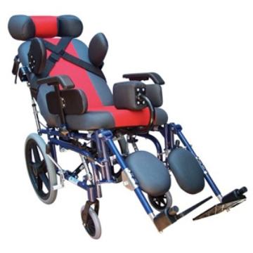 Imagen de Silla De Ruedas Rider Para Pca (Paralisis Cerebral Adulto)