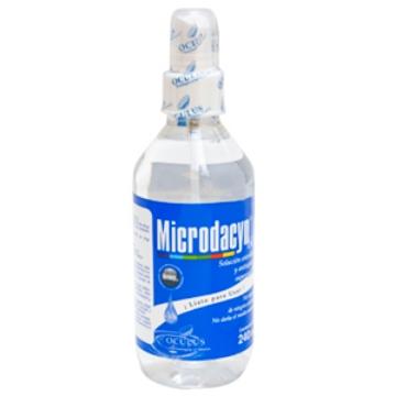 Imagen de Microdacyn Solucion Esterilizante Con Atomizador 240 Ml