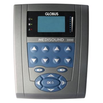Imagen de Ultrasonido Globus Con 2 Frecuencias De Emision De 1 Y 3 Mhz Modelo Medisound 3000
