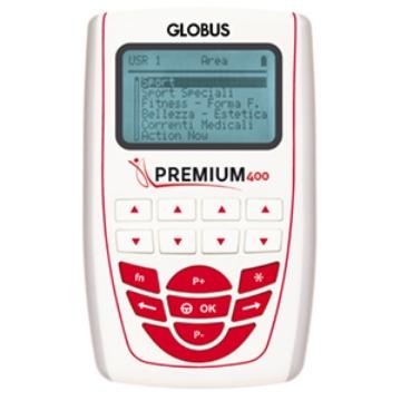 Imagen de Electroestimulador Globus Premium 400