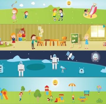 Imagen de Juego de Consultorio Aztahuacan Pediátrico con Diseño Infantil