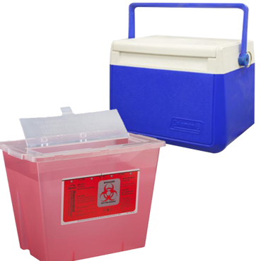 Imagen de categoría RECIPIENTES DE PLASTICO PARA USO HOSPITALARIO