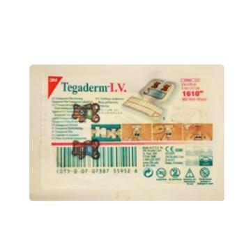 Imagen de Aposito 3M Tegaderm Pediatrico Transparente 10 X 25 Cm Pi