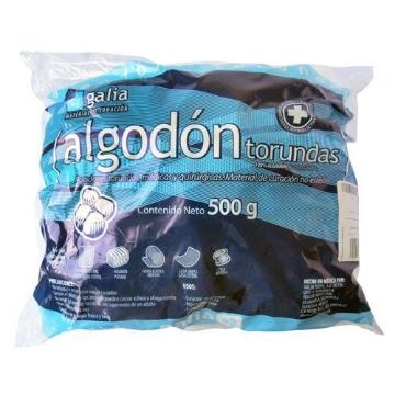 Imagen de Algodón Galia Torunda 500 gramos