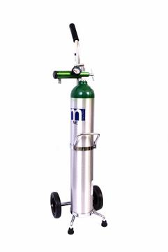 Imagen de Tanque De Oxigeno Medfex 682 Litros Con Carrito