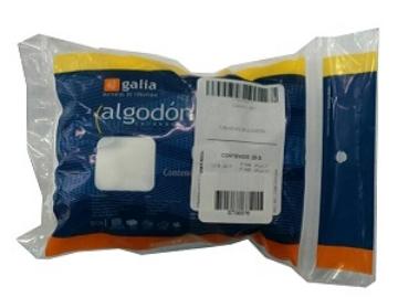 Imagen de Algodón Galia Torunda 25 gramos