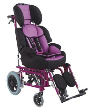 Imagen de Silla de Ruedas Rider Complete para Paralisis Cerebral Infantil (PCI)