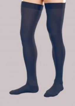 Imagen de Media Therafirm Ease Extra Firme Compresion (30-40 Mmhg) Caballero Talla Grande Color Negro