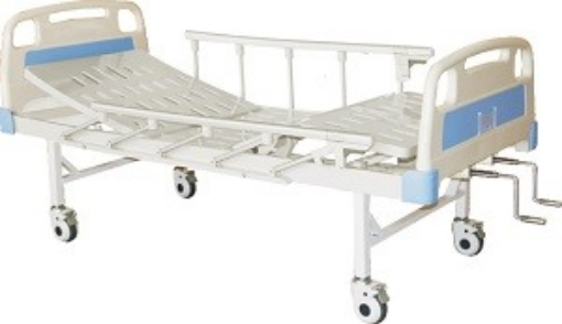Cama Manual Hospitalaria Kaiyang De 2 Posiciones Con 2 Manivelas
