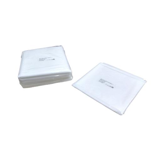 Sabanas Desechables Economedic de 200 x 90 cm Blanca Paquete C/10 Piezas