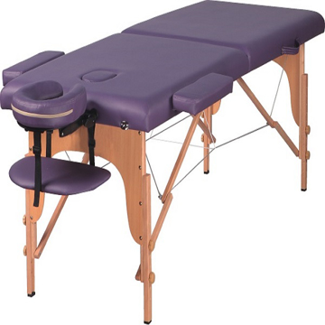 Imagen de »Mesa para Masaje Portatil Medstar de Madera de 2 Secciones.