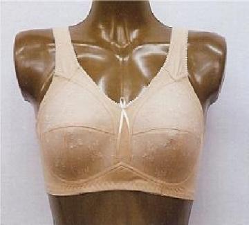 Imagen de Brassiere Maxima para Prótesis Mamaria Modelo Liza Color Blanco Talla 38B
