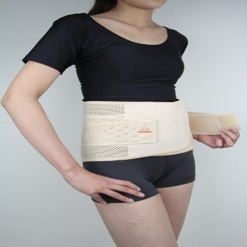 Faja Ortho Dynamics Sacro Lumbar Transpirable Con 4 Varillas