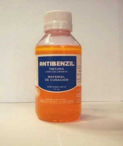 Antibenzil Tintura Colorante 115 ML