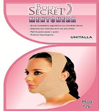 Imagen de »Mentonera Nude Body Secret Unitalla