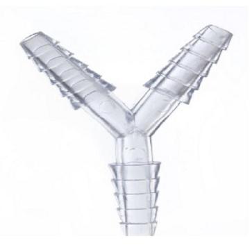 Imagen de Conector de plastico en Y, MERKAMED