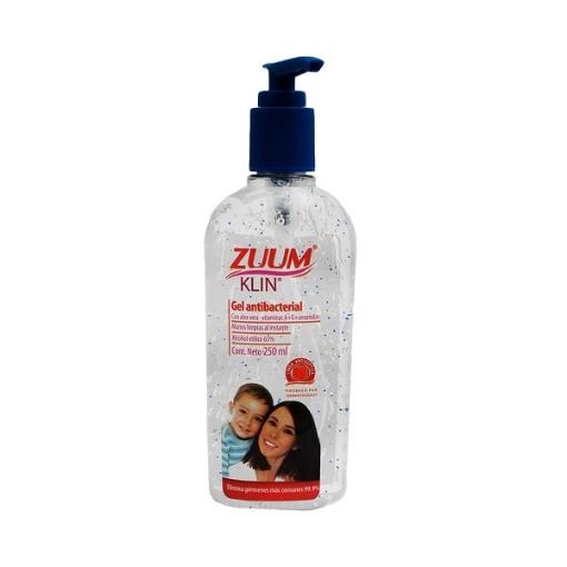 Gel Antibacterial ZUUM 2 Lts