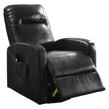 Imagen de Sillon Reclinable Color Negro