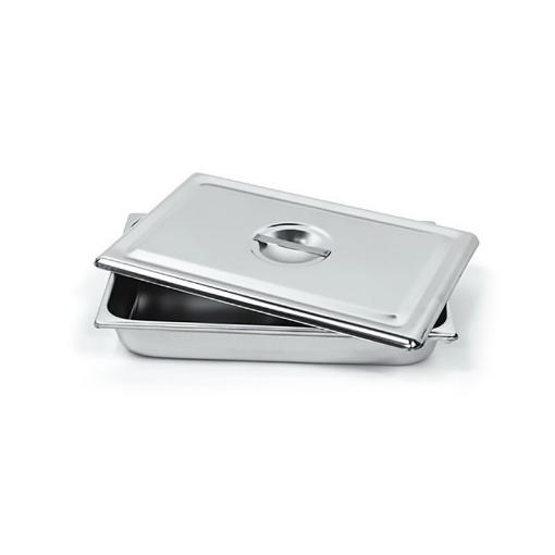 Charola para Instrumental espejo Innovamedic de 22x8x3cm