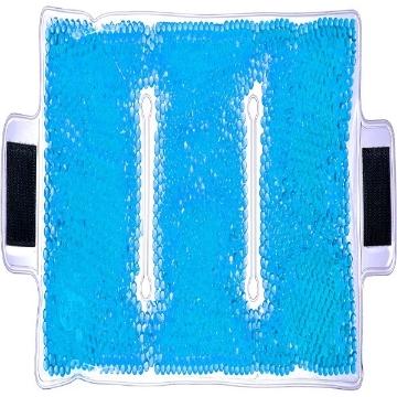 Imagen de Compresa de Perlas para Terapia Frio/Caliente Benesta Rexicare para Espalda