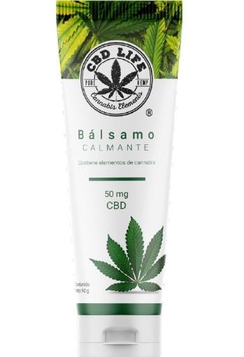 Balsamo Calmante CBD 50 mg