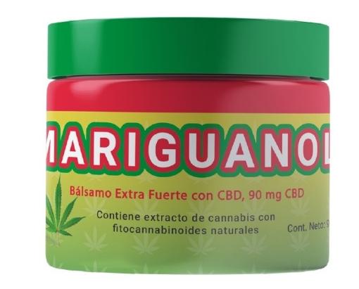 Mariguanol CBD 90mg pza