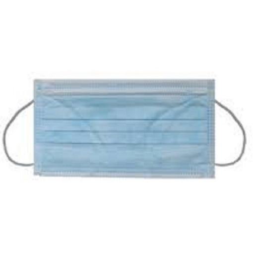 Cubrebocas Degasa Azul caja con 150