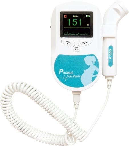 »Doppler Vascular CONTEC de 8 MHZ