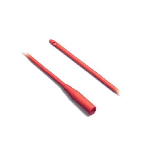 Sonda Nelaton Degasa Latex Rojo Esteril Desechable 40 cm Fr 10