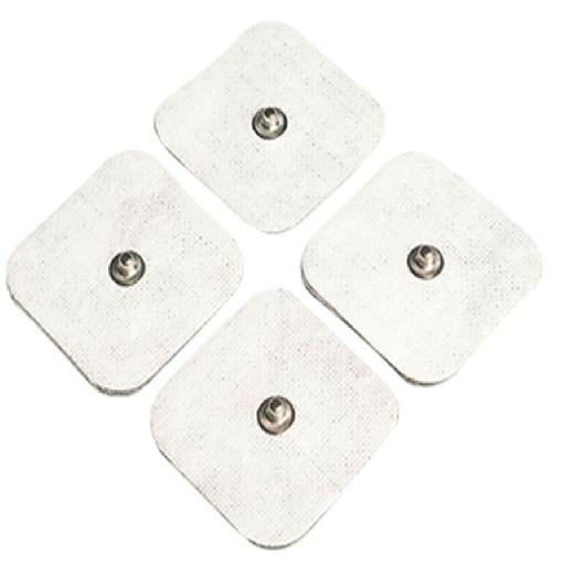 Parches para Electroestimulador Hergom 4 Piezas