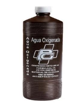Imagen de Agua Oxigenada PG 10 Volumenes 500 ml