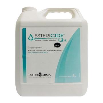 Imagen de Estericide Esteripharma QX Desinfectante Solucion Envase 5 L