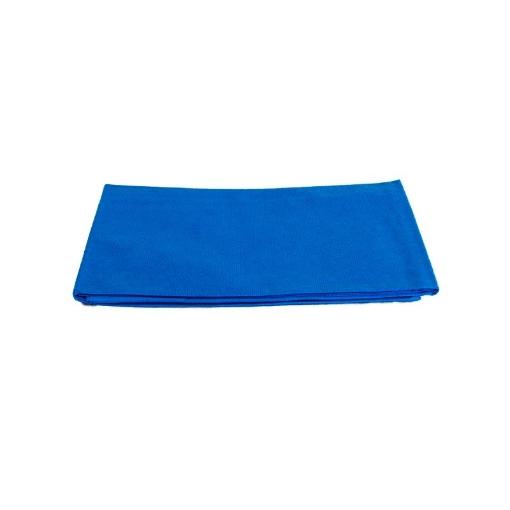 Sabana de Exploracion PMD Desechable Azul 90x180 cm paquete 10 pzas