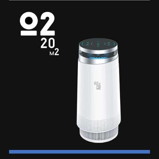 Purificador de aire 02 Home 20 para Area de 20 m2