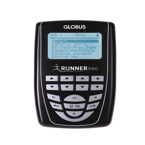 Electroestimulador Globus Runner Pro